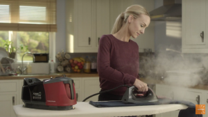 Morphy Richards Power Steam Elite TV Commercial by Concept TV.