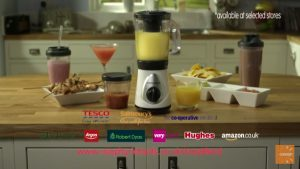 TV Advertising Morphy Richards Easy Blend Deluxe