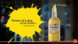 Clearcast and Media Buying Services for Savanna Cider.